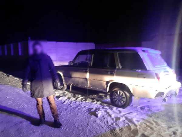 В Александрийском районе полицейские задержали пьяного водителя, который ехал на неисправном авто