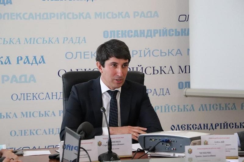 Городской голова Сергей Кузьменко назначал начальников трех управлений