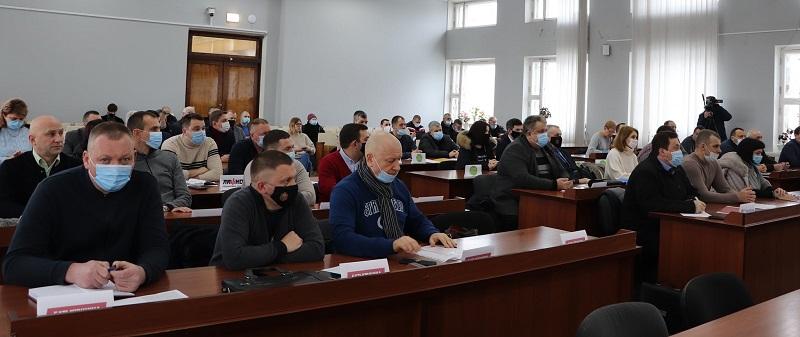 В Александрии состоялась тарифная сессия городского совета