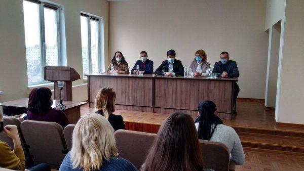 Сергей Кузьменко представил нового начальника управления здравоохранения Александрии