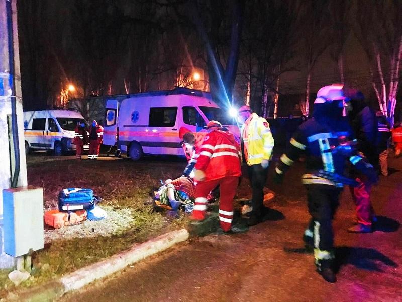 Во время пожара в запорожской больнице погибла молодая врач из Кировоградской области (ФОТО/ВИДЕО)