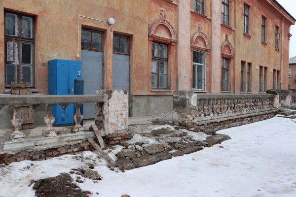 На ремонт помещения инфекционного отделения городской больницы необходимо более 14 млн. грн (ФОТО)