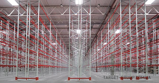 Паллетные стеллажи — идеальный вариант для расширения пространства и оптимизации рабочих процессов на производстве