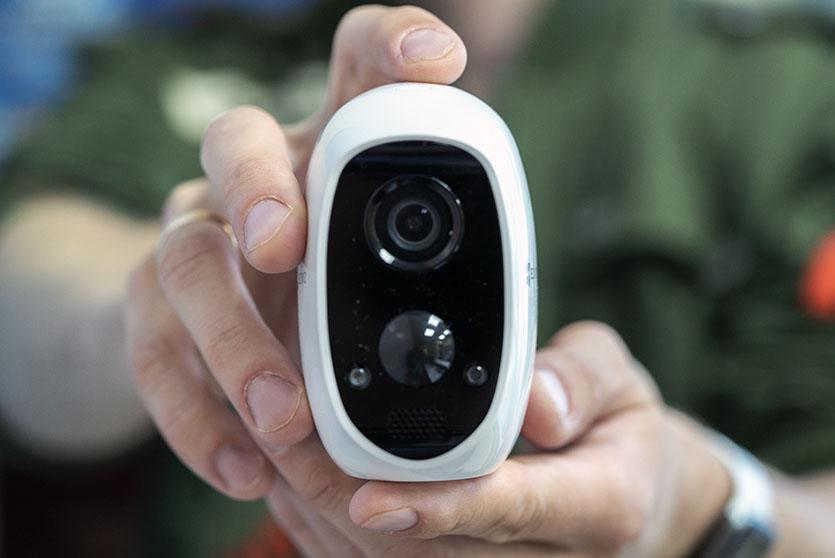 Интернет магазин «HIKVISION»: беспроводные видеокамеры WI-FI