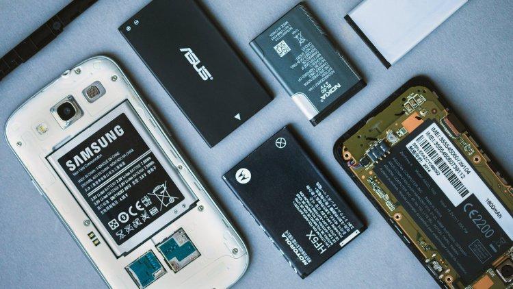 Современные аккумуляторы и разъемы для мобильных телефонов