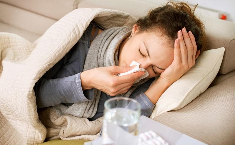 В Кировоградской области увеличивается число больных острыми респираторными вирусными инфекциями
