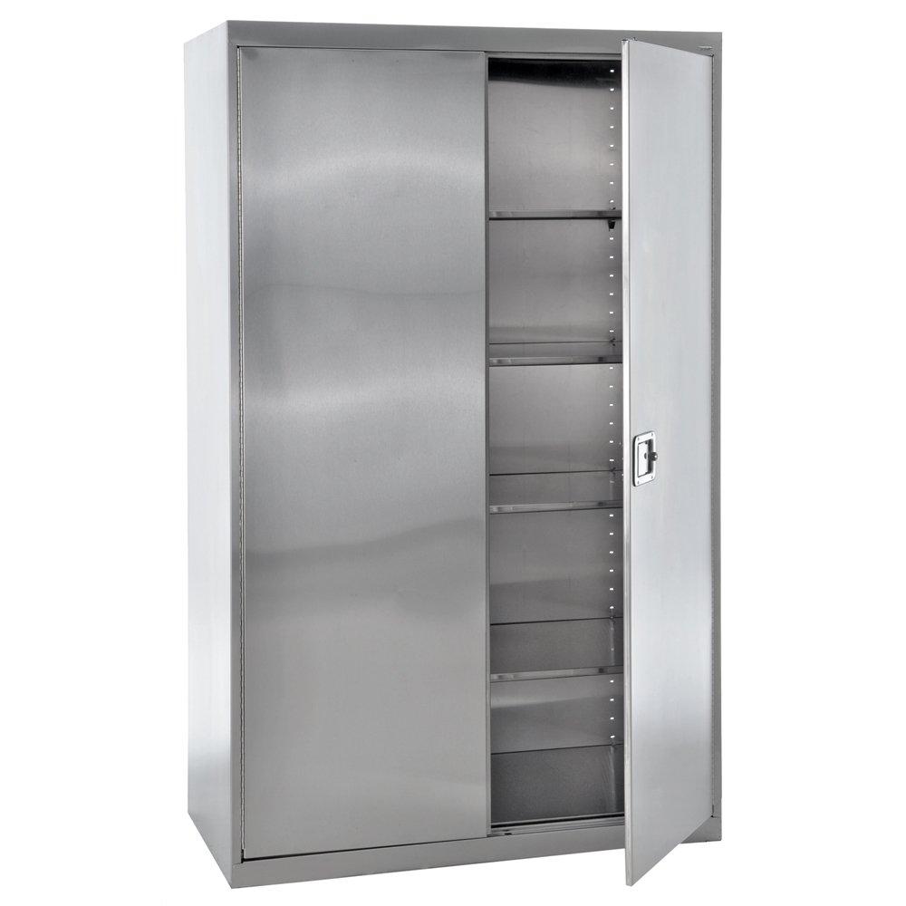 шкаф из нержавейки