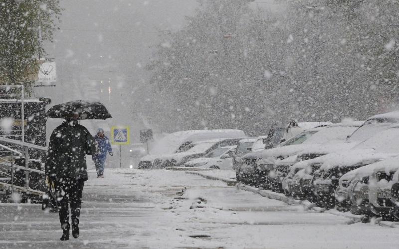 Из-за циклона в Кировоградской области ухудшится погода