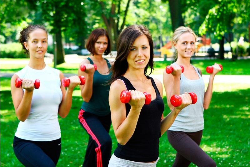 В Александрийских парках планируют проводить спортивные занятия
