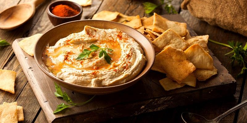 Левантийская кухня: хумус, секрет создания новых блюд