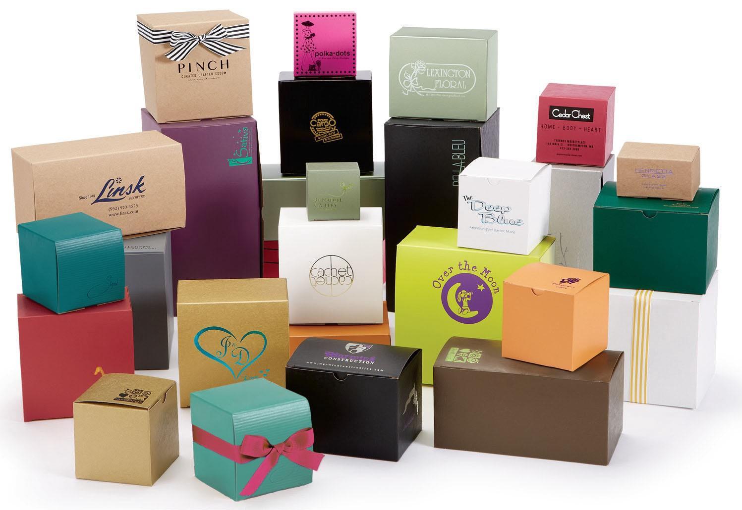 Современные технологии печати на упаковке