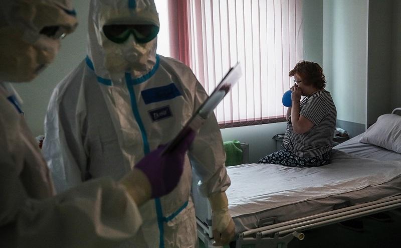 За сутки в Александрии выявили 13 больных коронавирусом