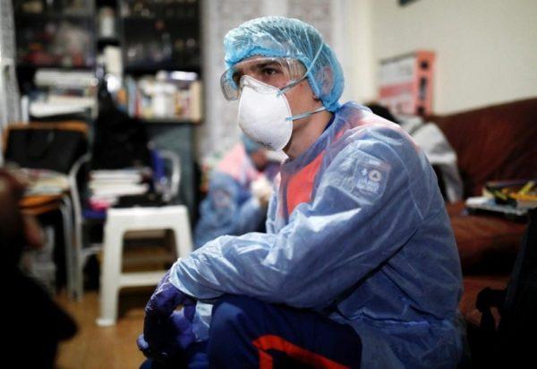 В Александрии лечатся 45 больных коронавирусом, в их числе двое детей