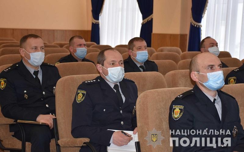 За год в Кировоградской области в совершении уголовных преступлений разоблачили более 2,8 тыс. человек