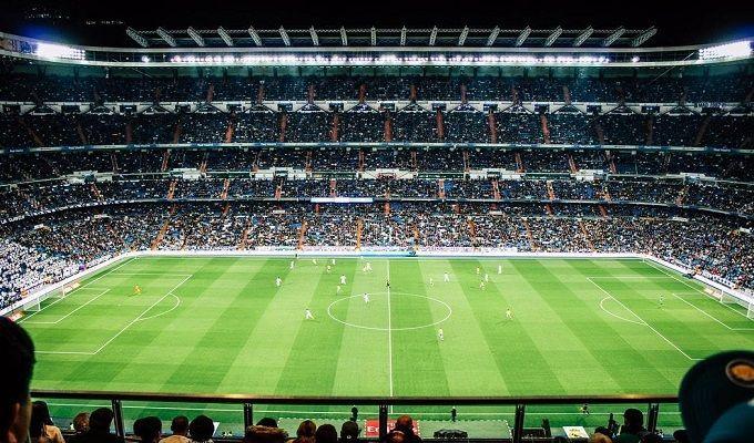 Большой футбол: онлайн-трансляция ЛЧ по-новому