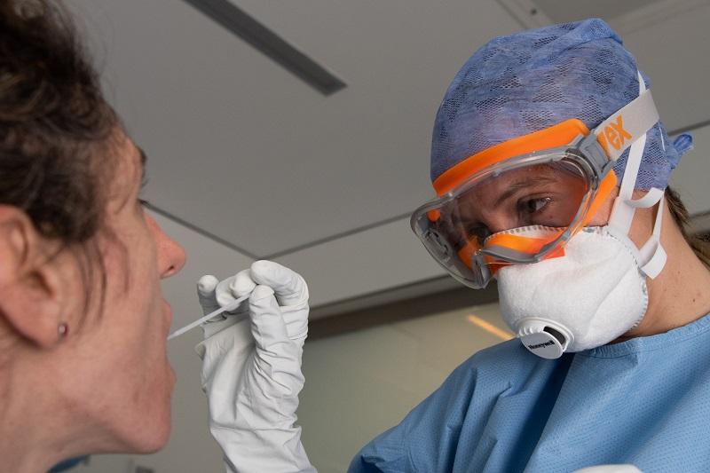 В Александрии выявили 5 больных коронавирусом