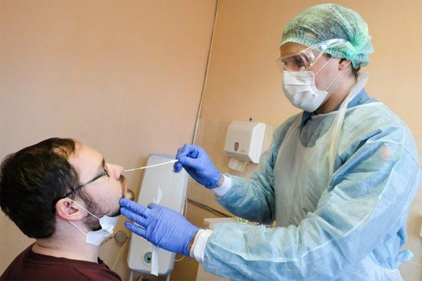 В Александрии зарегистрировали 5 новых случаев заражения коронавирусом