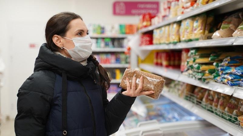 В александрийских магазинах выявили нарушения карантинных норм