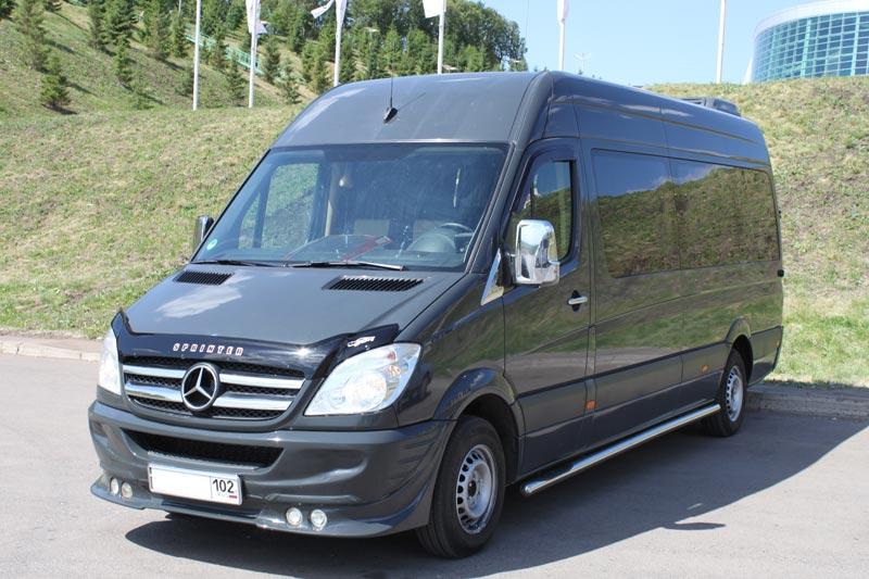 Транспортная компания «Sib Auto»: аренда микроавтобуса в Одессе