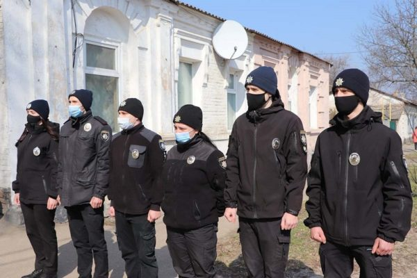 В Александрийском районном отделе полиции при отделе превенции создана группа по противодействию домашнему насилию