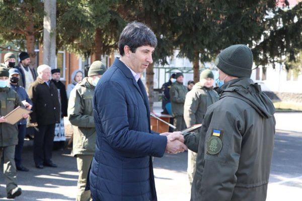 Александрия отметила День национальной гвардии Украины (ФОТО)
