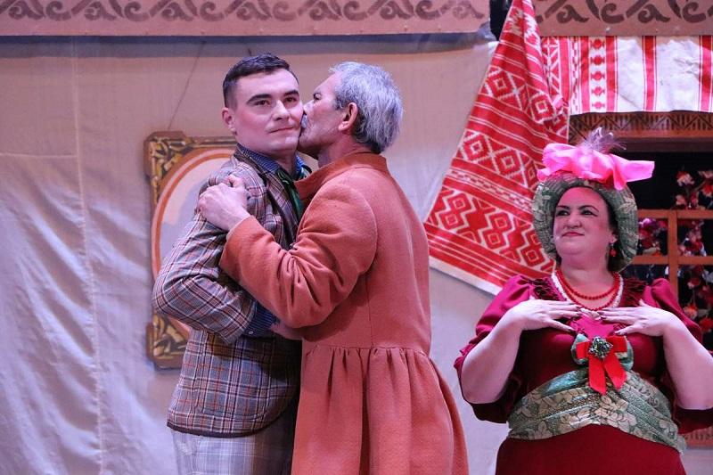 В Александрии Международный день театра отметили спектаклем (ФОТО)