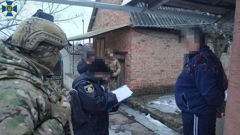 В Кировоградской области СБУ заблокировала деятельность группы псевдоОТГ (ФОТО)