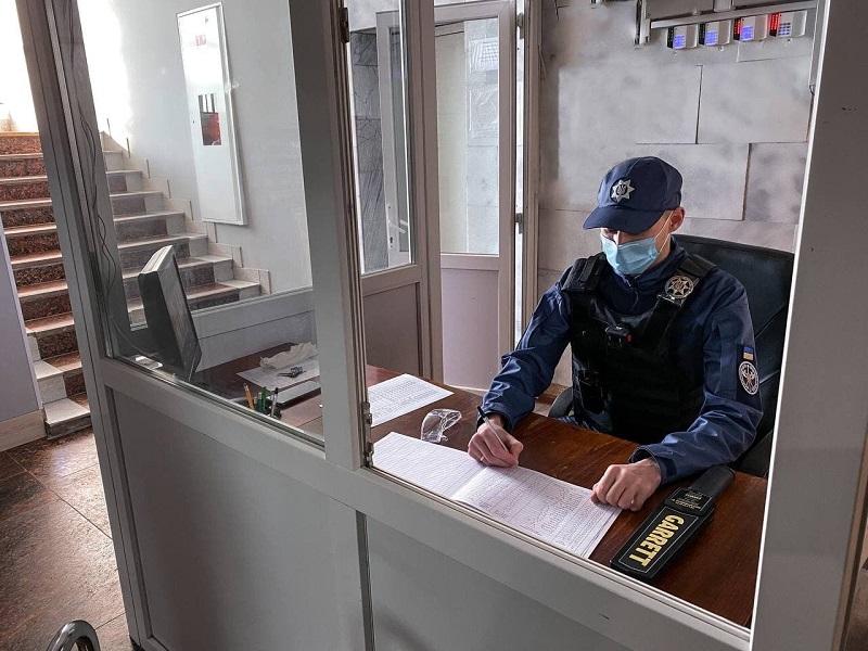 Отныне Александрийский горрайонный суд будет под защитой Службы судебной охраны (ФОТО)