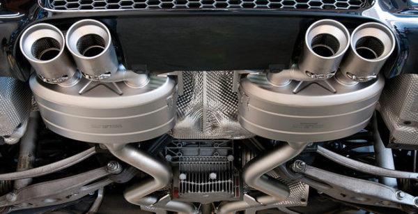 Детали для ремонта и тюнинга выхлопной системы авто