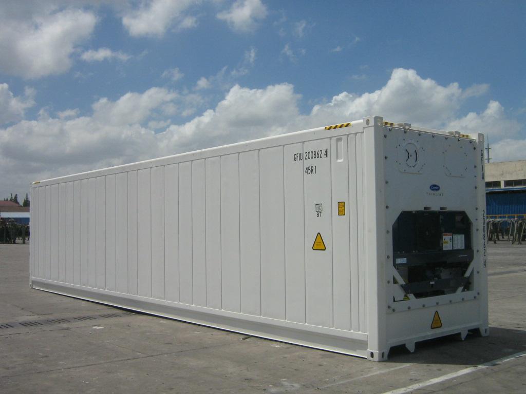 Рефконтейнеры от компании «Global container service»: сервисное обслуживание, гарантии качества