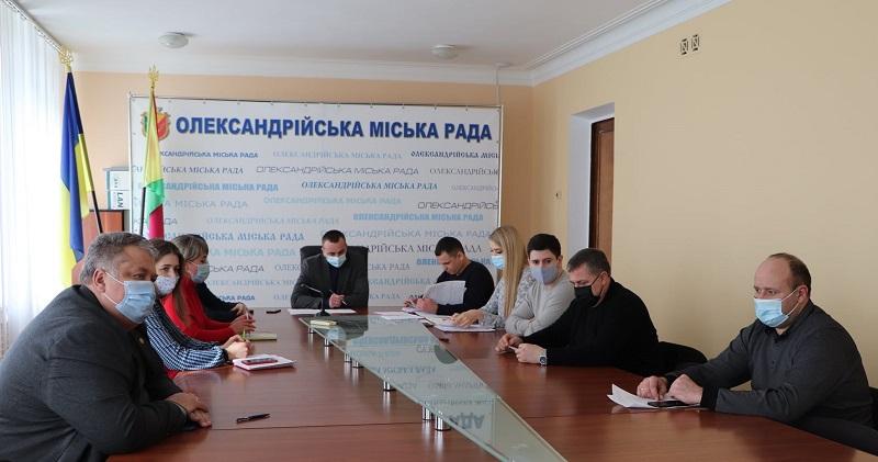 Админкомиссия определила для александрийцев штрафы от 340 до 6 800 грн за вывоз мусора и нарушения правил торговли