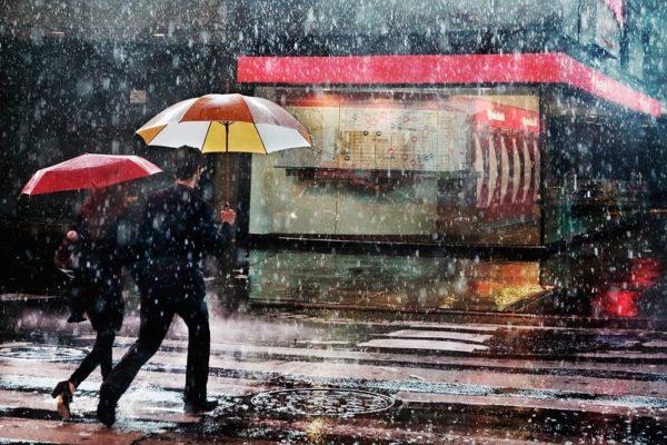 В ближайшие дни на территории Кировоградской области прогнозируют дожди