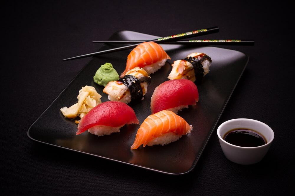 История суши: любимое блюдо — долгожитель | Доставка еды Жемчужина