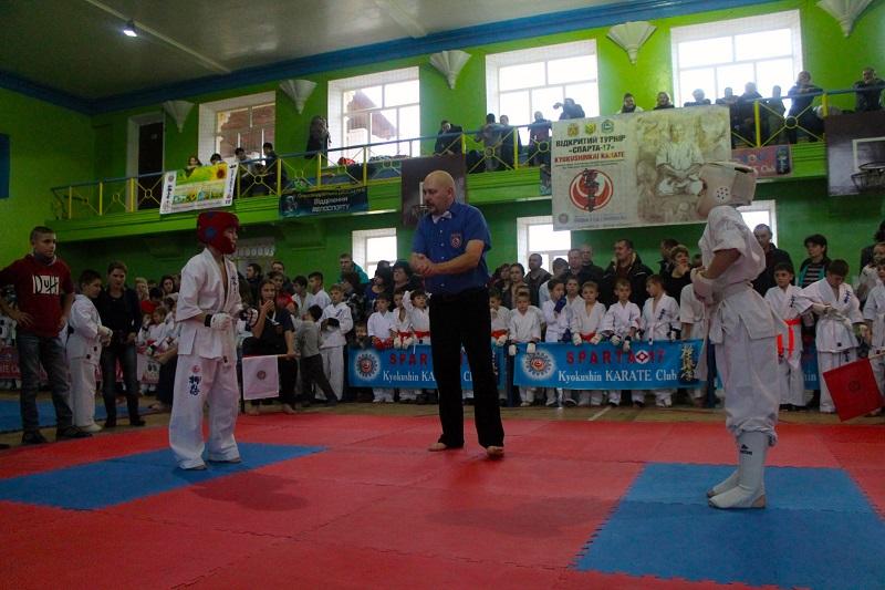 В Александрии состоится чемпионат Кировоградской области по киокушинкай каратэ
