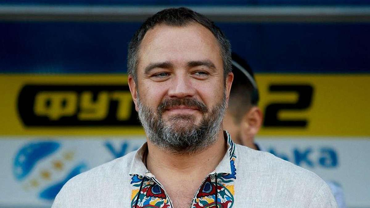 Павелко: Шевченко нашел эффективную формулу игры на равных против сильнейшей команды мира
