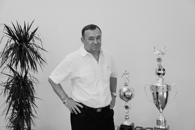 Умер бывший тренер «Полиграфтехники» и ПФК «Александрия» Роман Покора