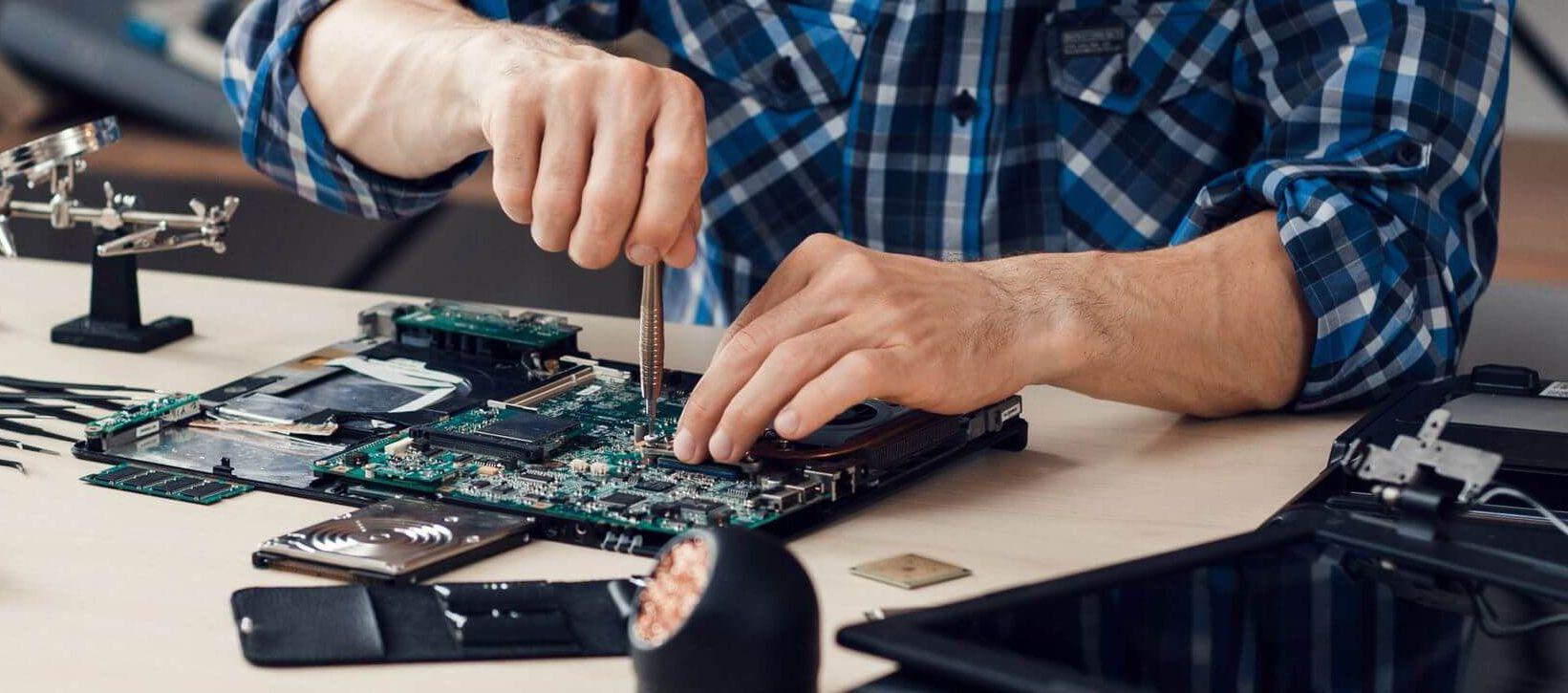 5 распространенных проблем с ноутбуком