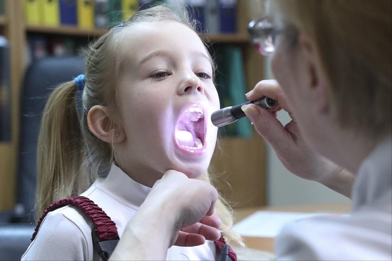 В Кировоградской области возросло количество больных ОРВИ