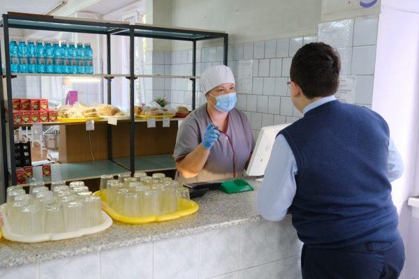 В школьных пищеблоках Александрийского района зарегистрировали ряд нарушений