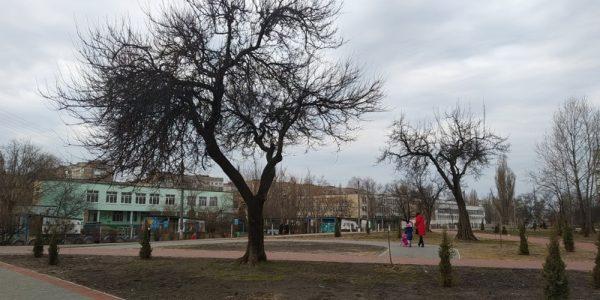 У александрийского сквера на «Райбыте» появится официальное название