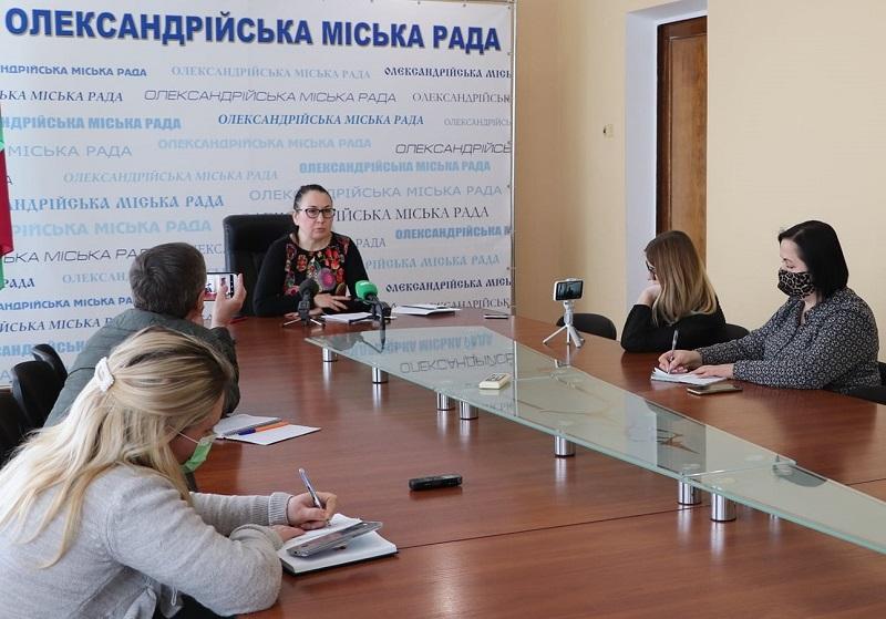 Тамара Сакара рассказала о том, готовы ли больницы Александрии к увеличению количества больных COVID-19