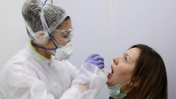 В Александрии зарегистрировали 16 новых случаев заражения коронавирусом