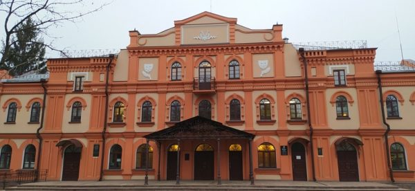 Городской дворец культуры хотят переименовать на «Александрийский театр»