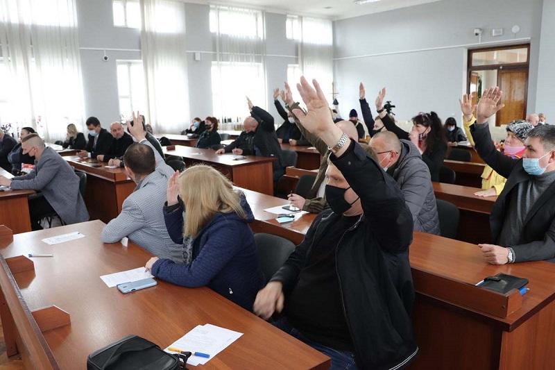 В Александрии выбрали председателя и секретаря нового Общественного совета (ФОТО)