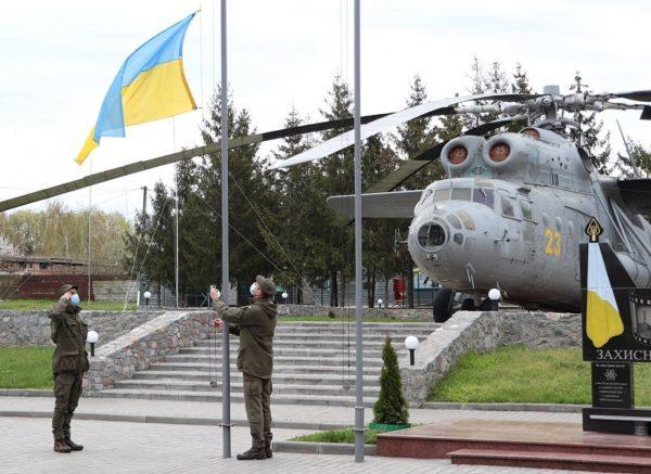 В воинской части почтили память ликвидаторов последствий Чернобыльской катастрофы (ФОТО)