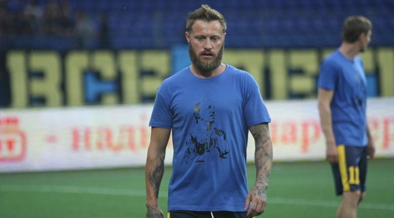 Mандзюк не собирается возобновлять карьеру футболиста