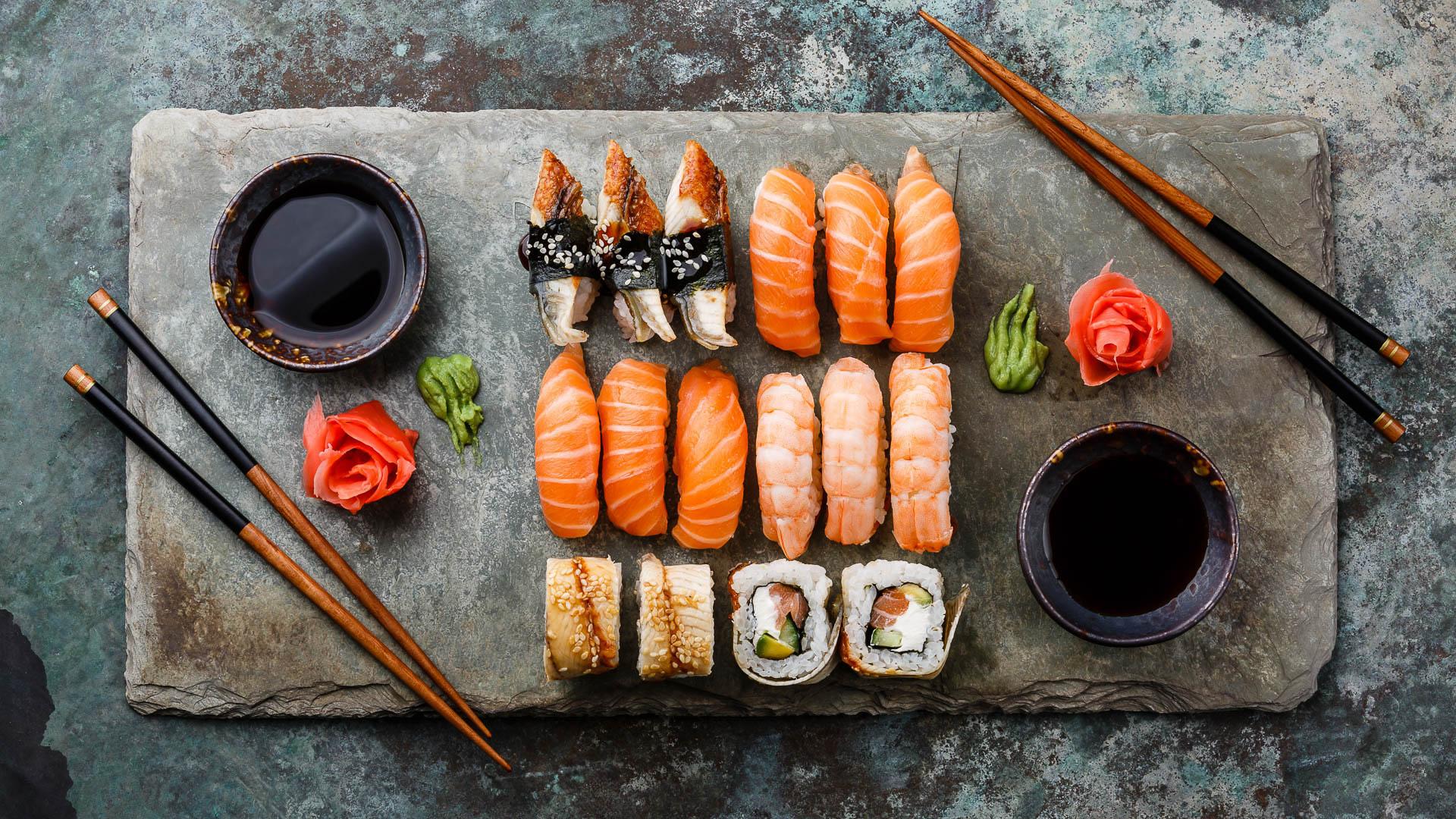 Мастер-класс суши - Забронировать или купить в подарок в Киеве — bodo