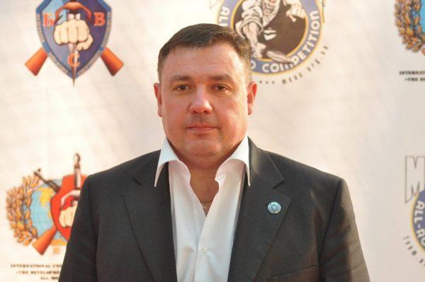 Андрея Ярошевского назначили начальником отдела молодежи и спорта