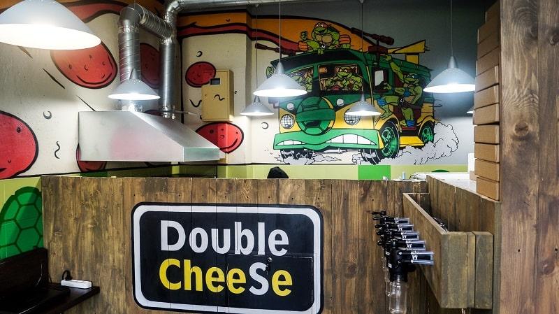 Пиццерия Double Cheese: европейский сервис прямо сейчас!
