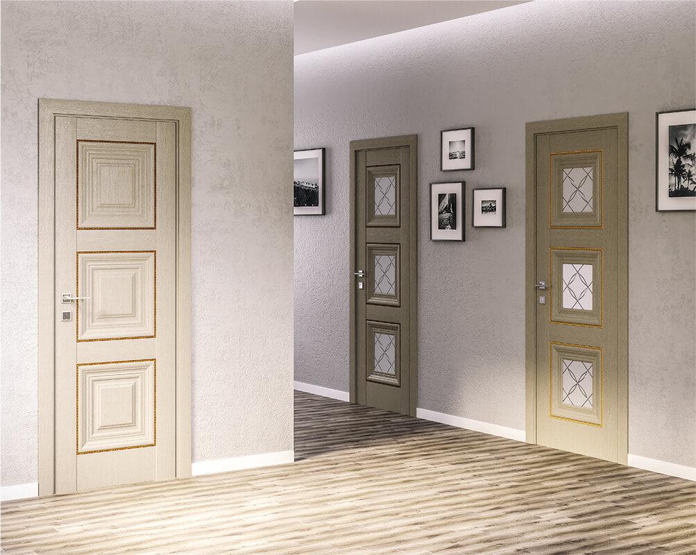 Из какого материала выбирать межкомнатные двери